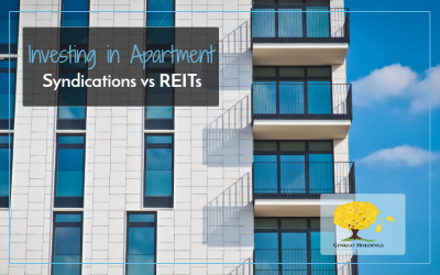 Investing In Apartment Syndications Vs. REITs