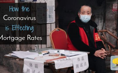 Coronavirus Effects on Mortgage Rates