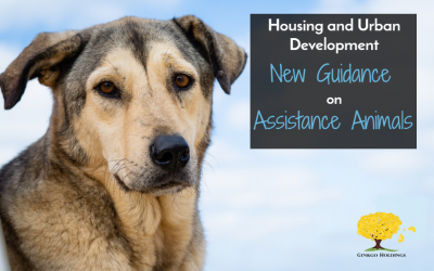 Housing and Urban Development's New Guidance on Assistance Animals